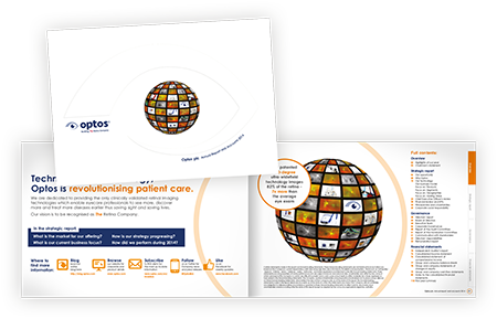 annual report design artwork and print